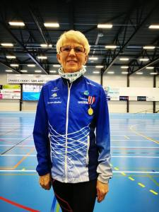 Veteran NM 2018 Bjørg Hagen